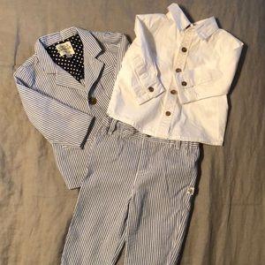 Little Boys Suit